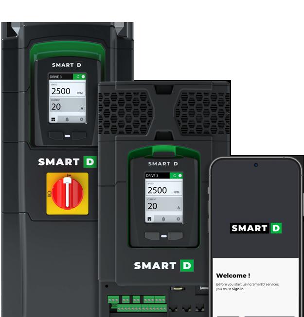 SmartD Home Simpler Smaller Smarter VFD