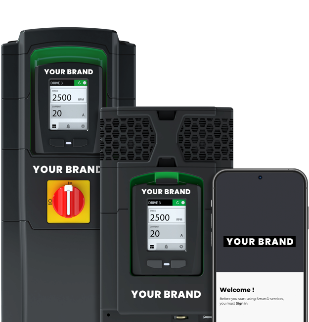 SmartD variable frequency drives for OEMs